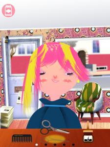 """Cutting"" with Toca Hair Salon"